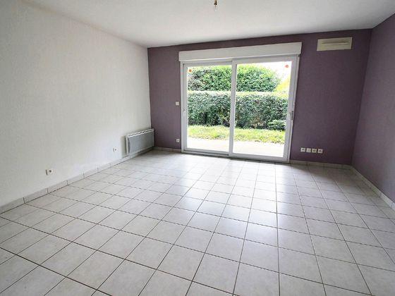 Vente appartement 2 pièces 44,8 m2
