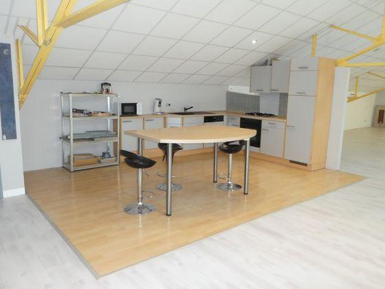 Vente appartement 2 pièces 158,9 m2