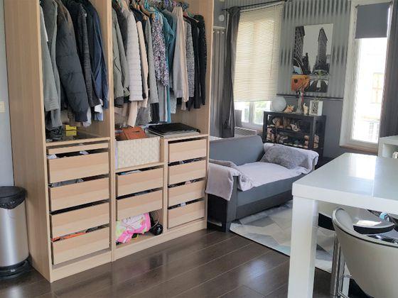 Location studio 28,8 m2