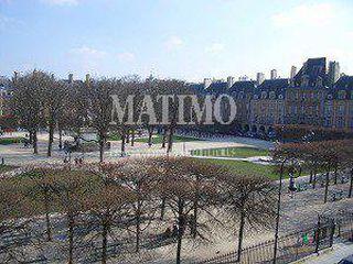Parking Paris 4ème