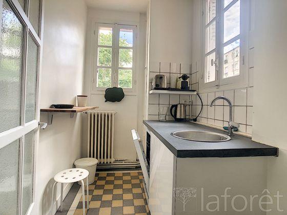 Location appartement meublé 3 pièces 61,24 m2