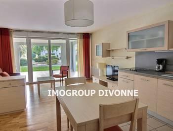 Appartement 2 pièces 56,27 m2