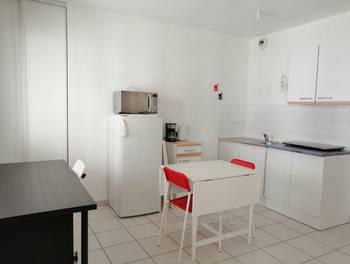 Studio meublé 23,78 m2