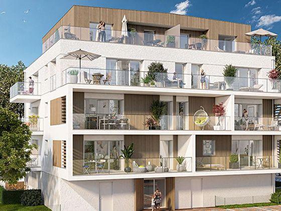 Vente appartement 2 pièces 50,23 m2