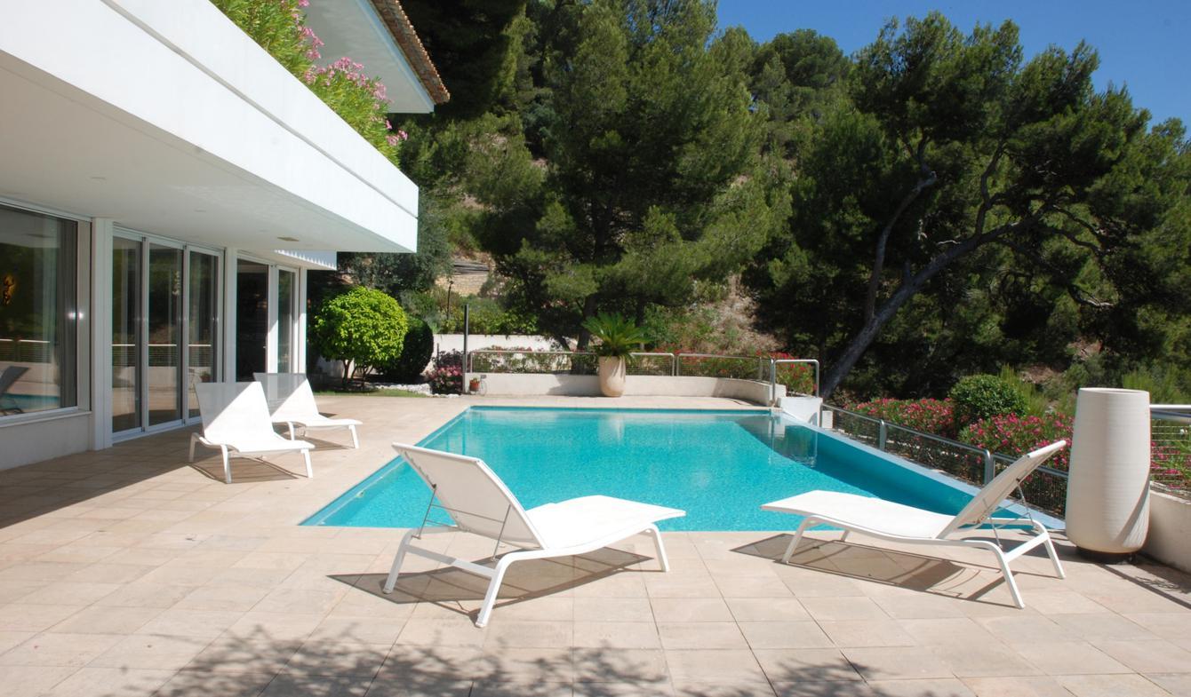 Villa avec piscine et terrasse Marseille 8ème