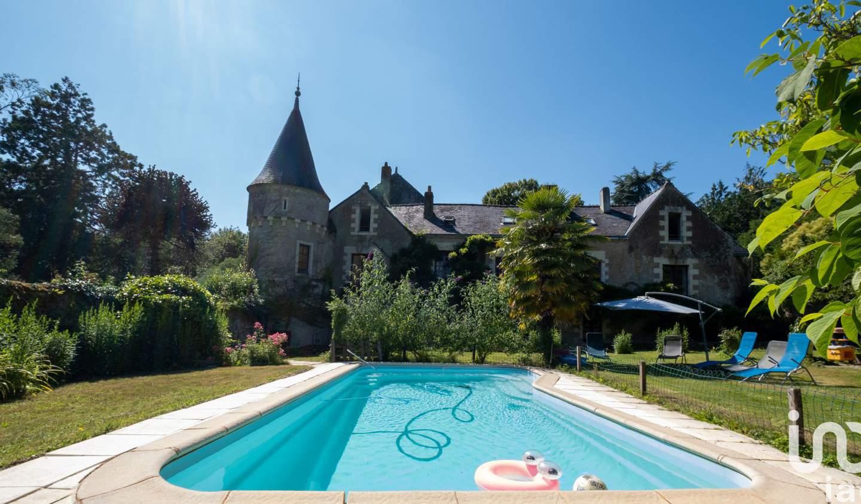 Maison avec piscine et terrasse Pontchâteau