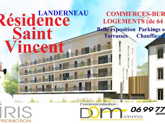Vente appartement 4 pièces 94,36 m2