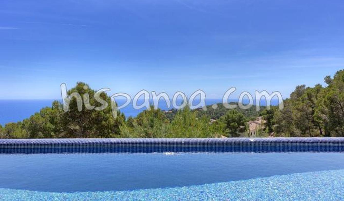 Villa with pool and terrace Tamariu