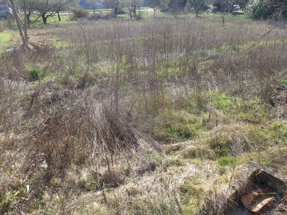 Vente terrain 869 m2