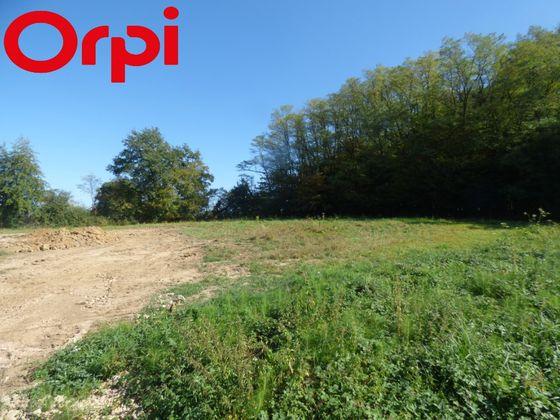 Vente terrain 928 m2