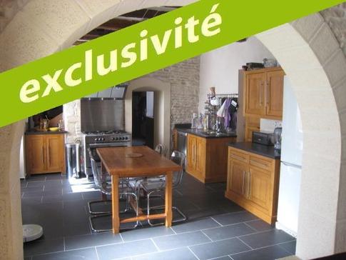 A vendre Maison Is-sur-Tille : Maison ancienne rénovée avec goût ...