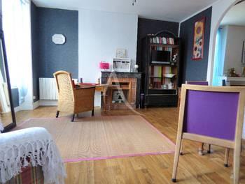Appartement 3 pièces 53,77 m2