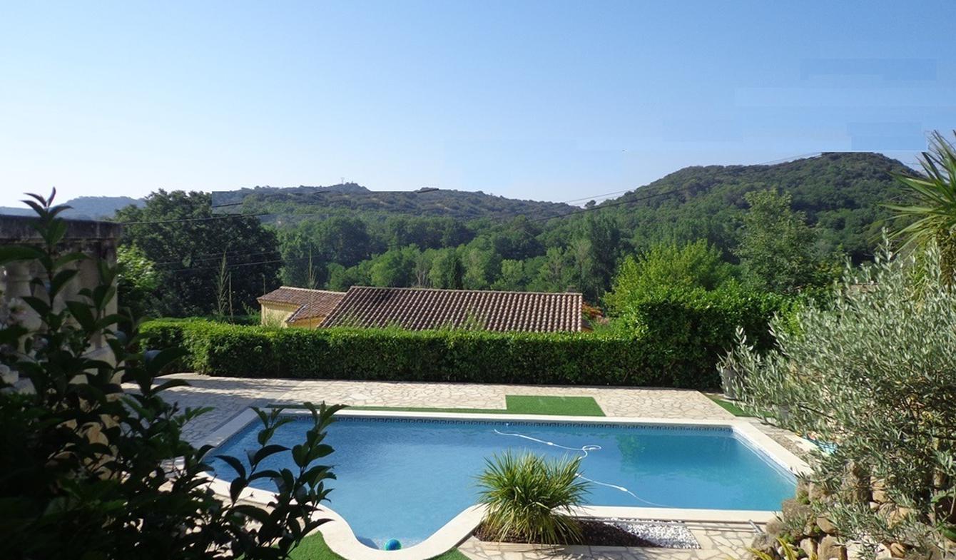 Maison avec piscine et jardin Saint-Alexandre