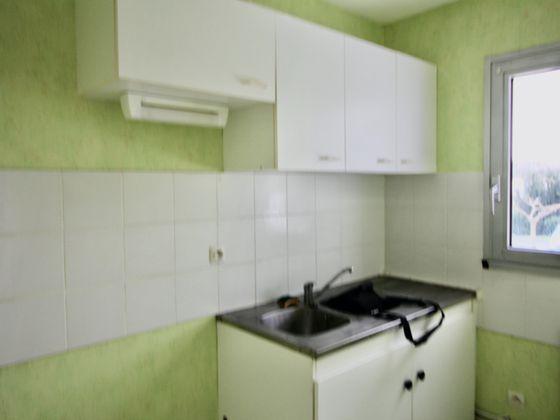 Vente appartement 2 pièces 36,35 m2