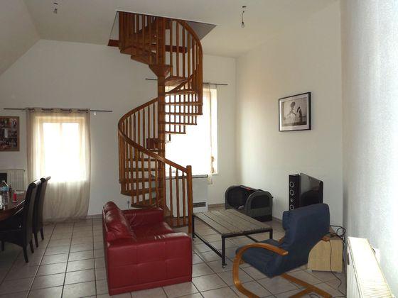 Vente appartement 3 pièces 56,98 m2