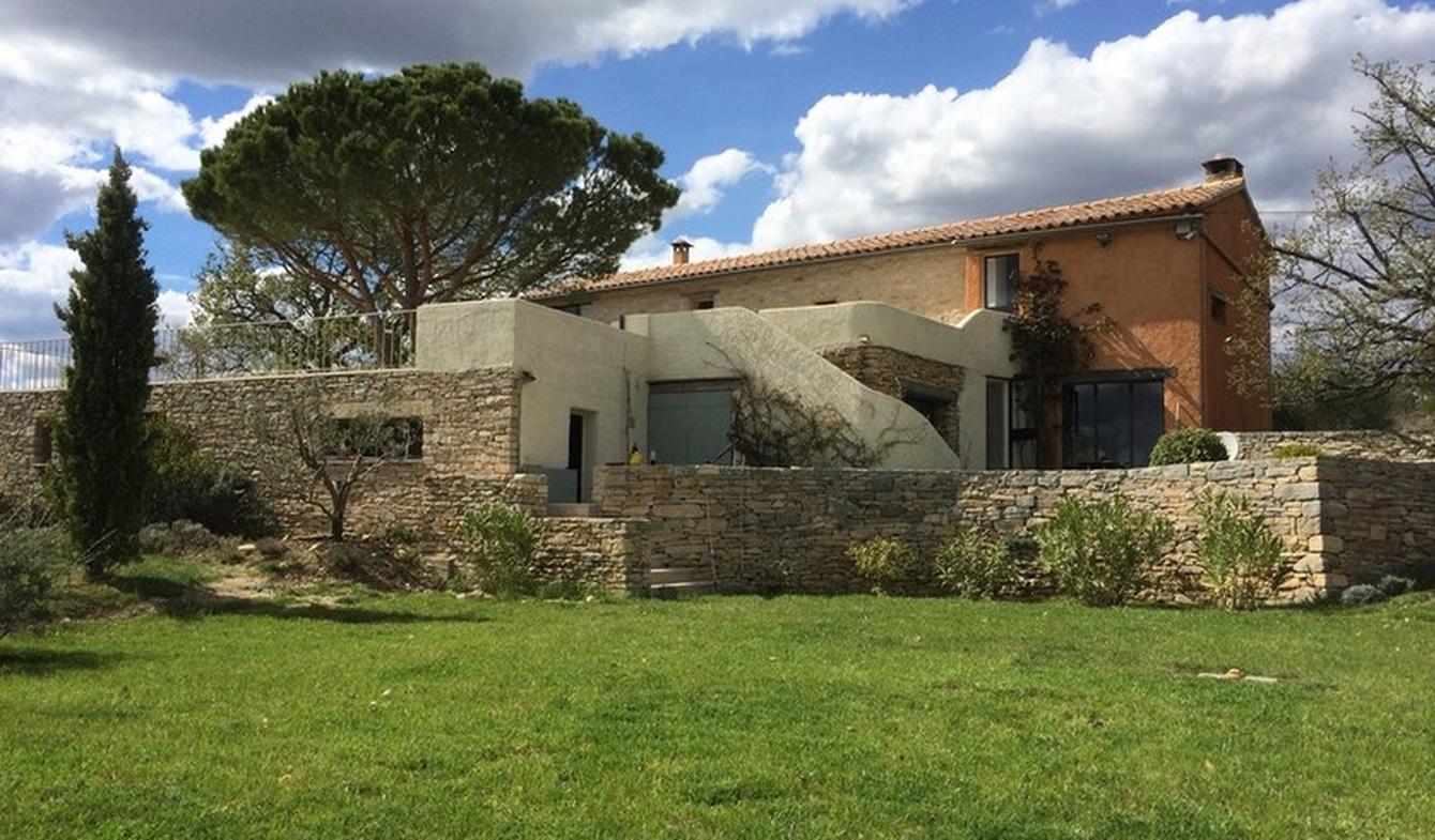 Maison avec piscine et jardin Forcalquier