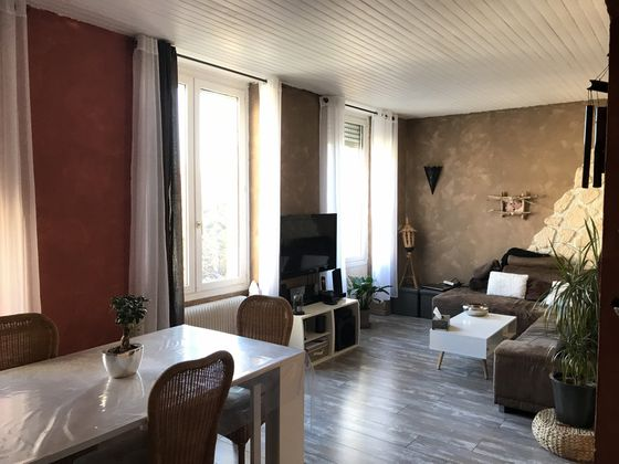 vente Maison 7 pièces 107 m2 Saint-Etienne