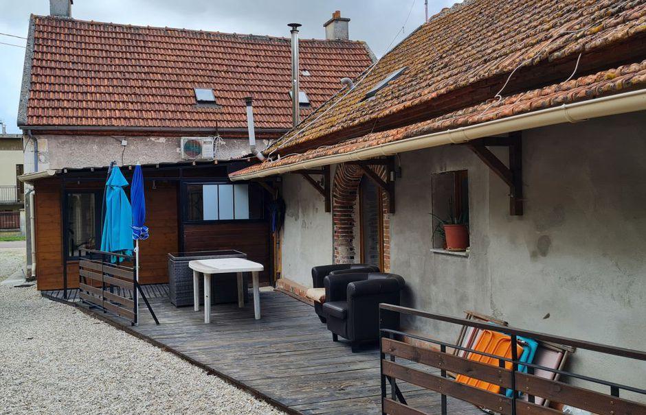 Vente maison 5 pièces 164 m² à Boulages (10380), 158 500 €