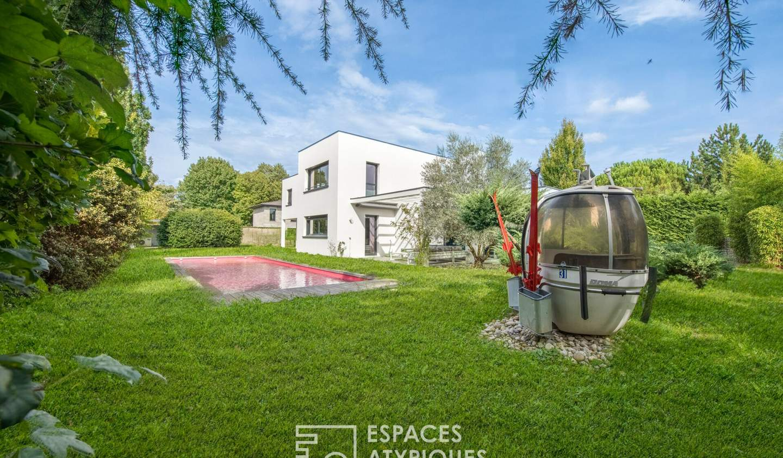 Maison avec piscine Collonges-au-Mont-d'Or