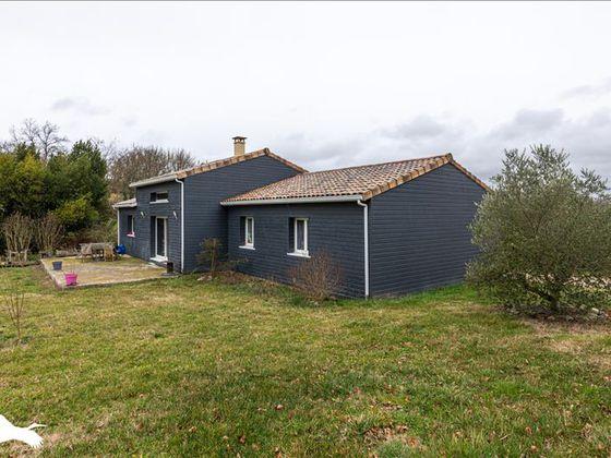 Vente maison 5 pièces 133,49 m2