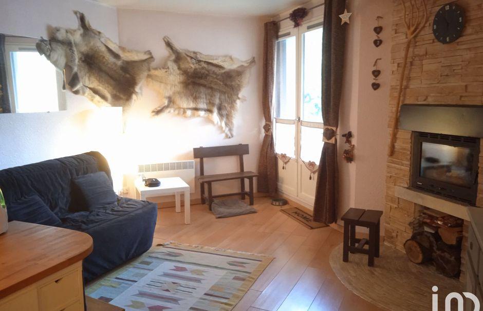 Vente appartement 2 pièces 30 m² à La foux d'allos (04260), 80 000 €