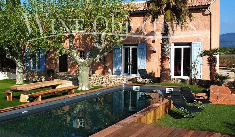 Vignoble avec piscine Hyeres