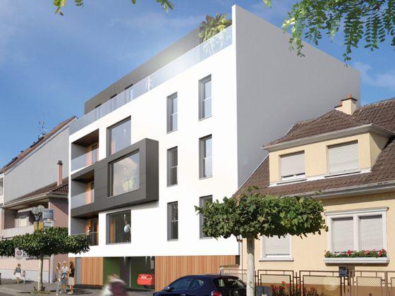 Vente appartement 2 pièces 52,24 m2
