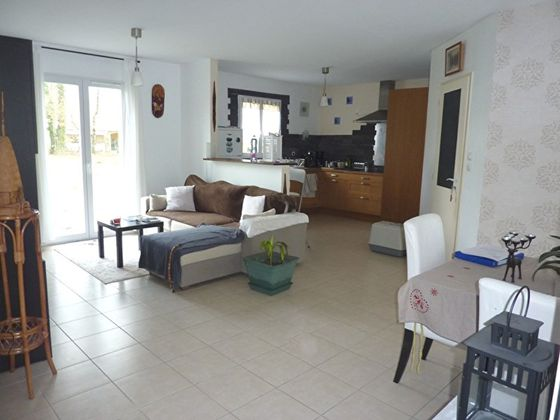 Location maison 4 pièces 88 m2