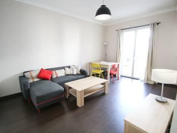 Appartement meublé 2 pièces 40,4 m2