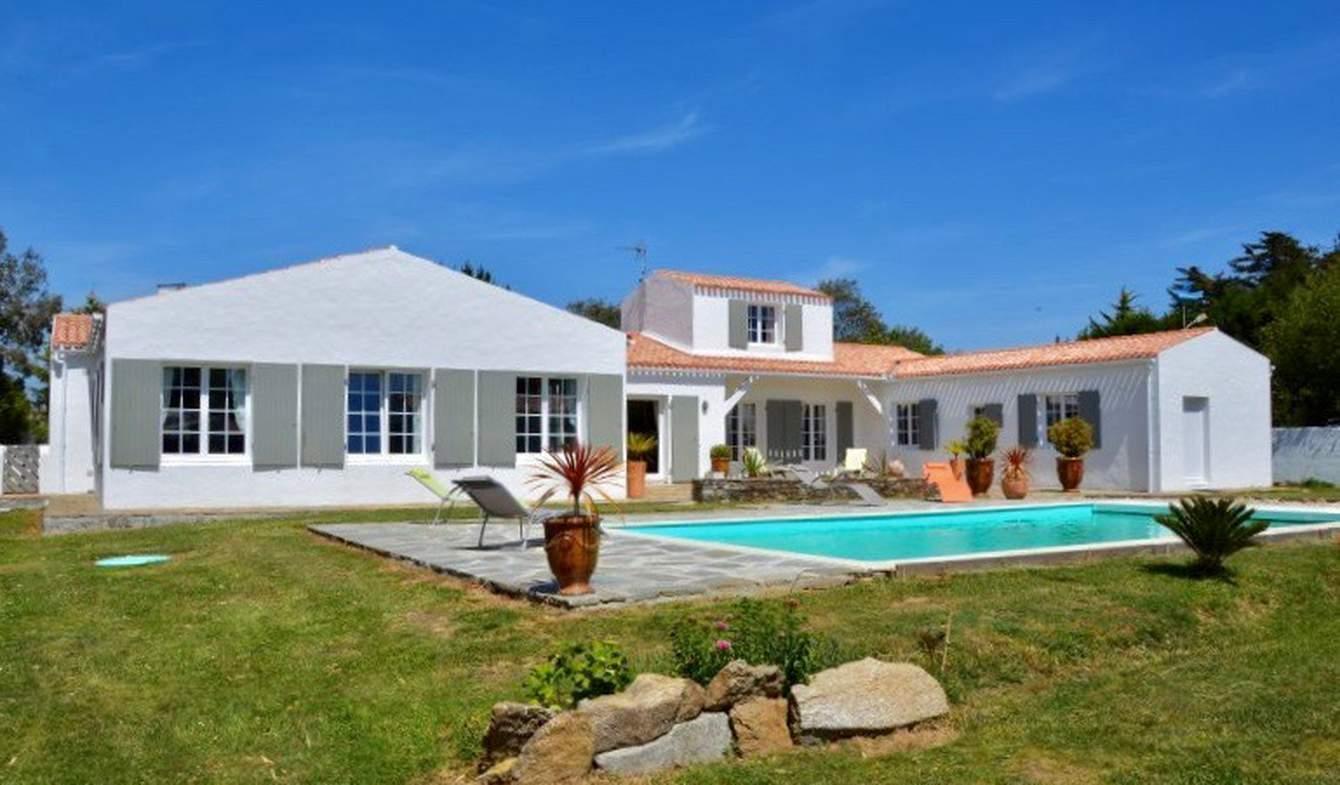 House with pool Noirmoutier-en-l'Ile