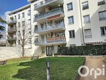Appartement meublé 2 pièces 34,36 m2