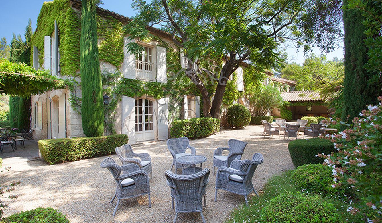 Mas Saint-Rémy-de-Provence