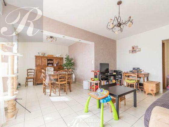 Vente appartement 4 pièces 75,5 m2