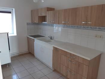 Appartement 4 pièces 82,34 m2