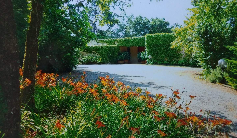 Maison avec piscine et terrasse Saint-Laurent-des-Hommes