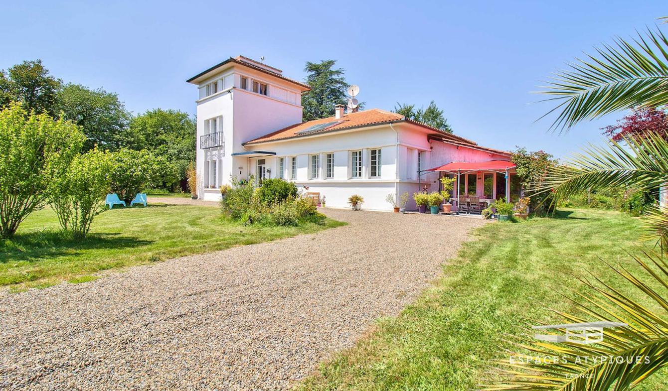 Maison avec piscine et terrasse Verlus