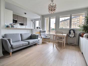 Appartement 3 pièces 58,53 m2