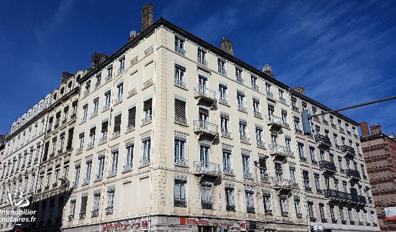 Propriété Lyon 2ème