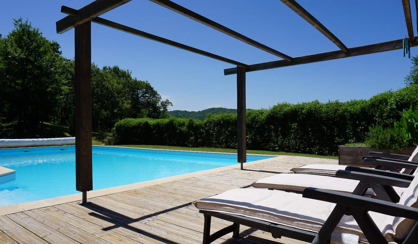 Property with pool Varilhes