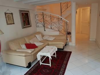 Appartement 3 pièces 79,89 m2