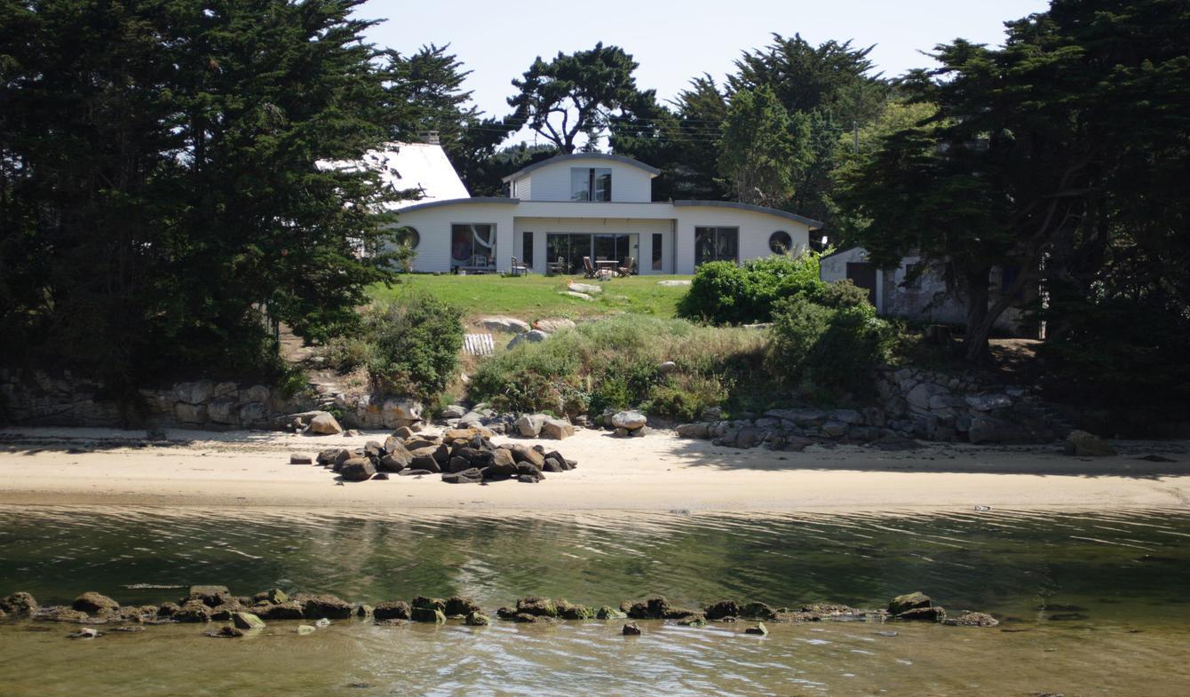 Seaside house and garden Pleumeur-Bodou