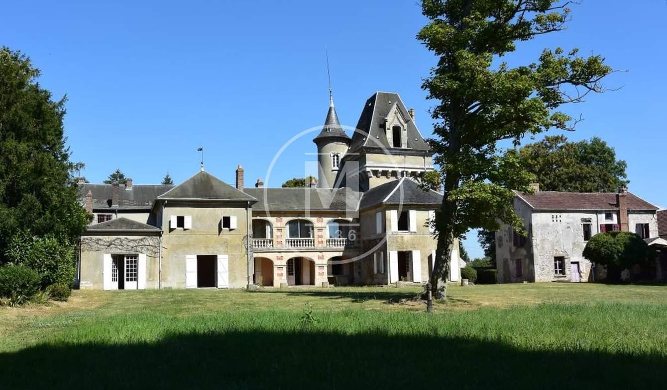 Manoir Brueil-en-Vexin
