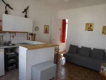 Appartement meublé 2 pièces 27,49 m2