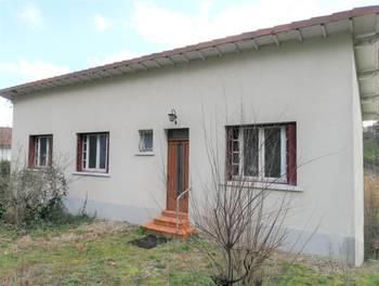 Maison 3 pièces 66,37 m2