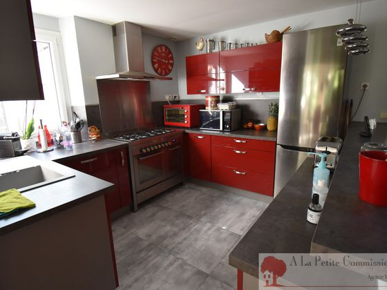 Vente maison 6 pièces 140,69 m2