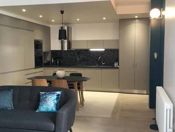 Appartement meublé 3 pièces 81 m2