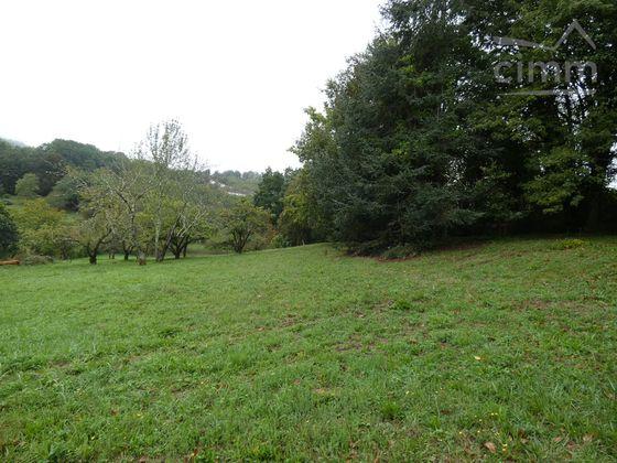 Vente terrain 4200 m2
