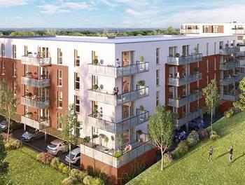 Appartement 2 pièces 42,81 m2