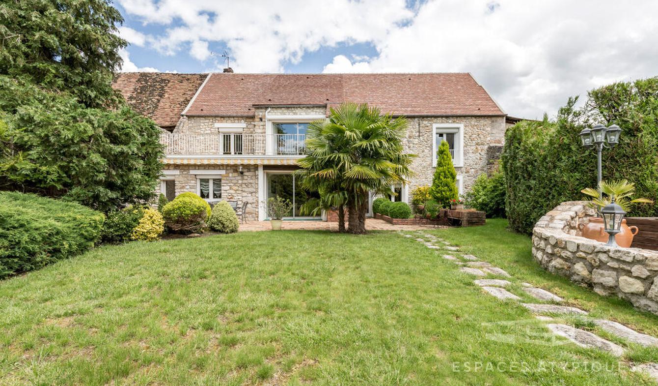 Maison avec terrasse Maincy
