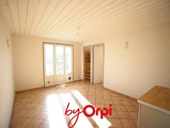 Appartement 3 pièces 44,04 m2